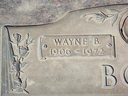 Wayne B Boyd
