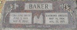 Elma June June <i>Smith</i> Baker