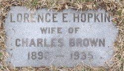 Florence E. <i>Hopkins</i> Broen