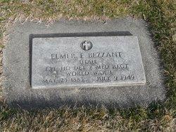 Elmer Fredrick Bezzant