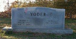 Menno L Yoder