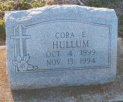 Cora Essie <i>Stubblefield</i> Hullum