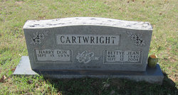 Bette Jean Cartwright