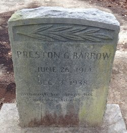 Preston G Barrow