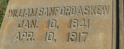 William Sanford Askew
