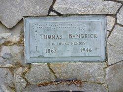 Thomas Bambrick