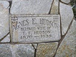 Agnes Elizabeth Hudson