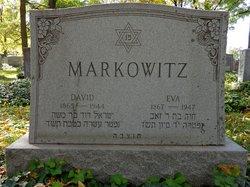 Eva <i>Wolf</i> Markowitz