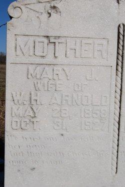 Mary Jane <i>Dixon</i> Arnold