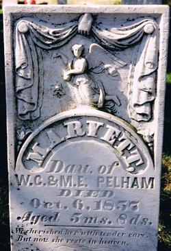 Maryett Pelham