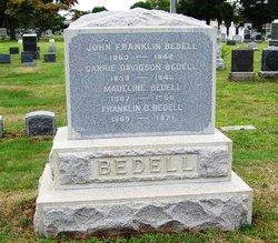 Carrie <i>Davidson</i> Bedell