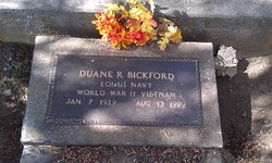 Duane Richard Bickford