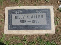 William K. Billy Allen