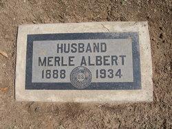 Merle Albert