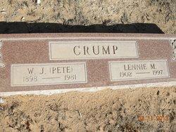 Lennie Maud <i>Grimes</i> Crump