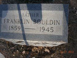 Franklin Bouldin