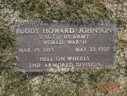 Buddy Howard Johnson
