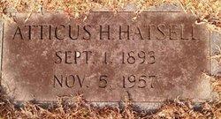 Atticus H Hatsell