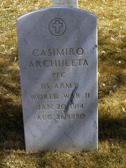 Casimiro Archuleta