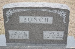 Goldie K. Bunch