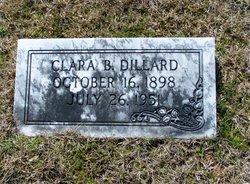 Clara B. Dillard