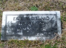 Earl M. Dillard