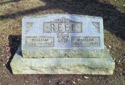 Matilda Tillie <i>Reichel</i> Reel