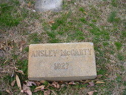 Ansley McCarty