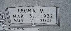 Leona <i>Morgan</i> Dixon