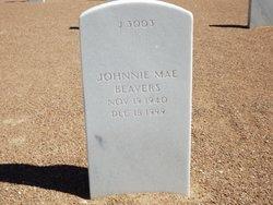 Johnnie Mae <i>McGee</i> Beavers