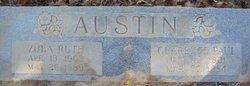 Zula Ruth <i>Wyatt</i> Austin