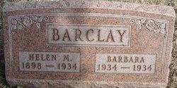 Barbara Ann Barclay