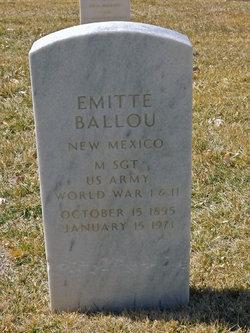 Emitte Ballou