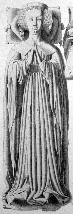 Lady Catherine <i>De Stafford</i> De La Pole