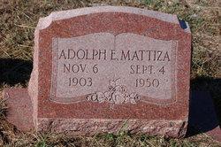 Adolph Ernest Mattiza