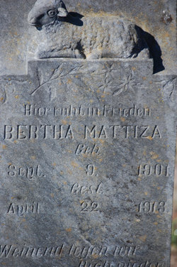 Bertha Mattiza
