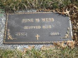 June Marie Webb