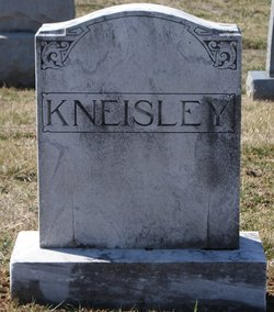 Bessie <i>May</i> Kneisley
