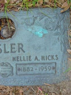 Nellie W. <i>Hicks</i> Fesler