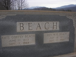 Kate <i>Coffey</i> Beach