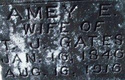Amey Elizabeth <i>Key</i> Gates