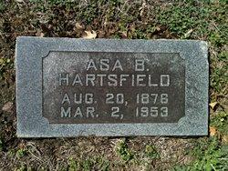 Asa B Hartsfield