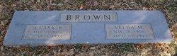 Velda Mae <i>Barron</i> Brown