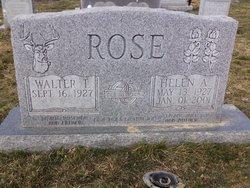 Helen <i>Wygal</i> Rose