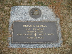 Brian Lee Sewell