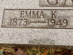 Emma Karen <i>Caudill</i> Garrett