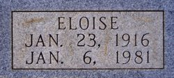 Eloise <i>Walters</i> Hall