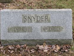 Mildred P <i>Patterson</i> Snyder