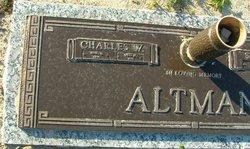 Charles W. Altman