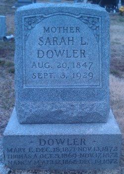 Nancy M. Dowler